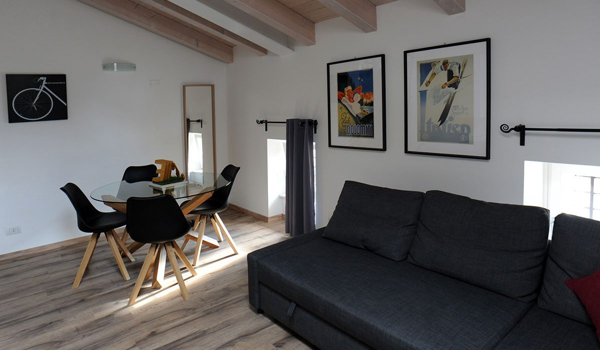 Suite E | Trento Suite Apartments