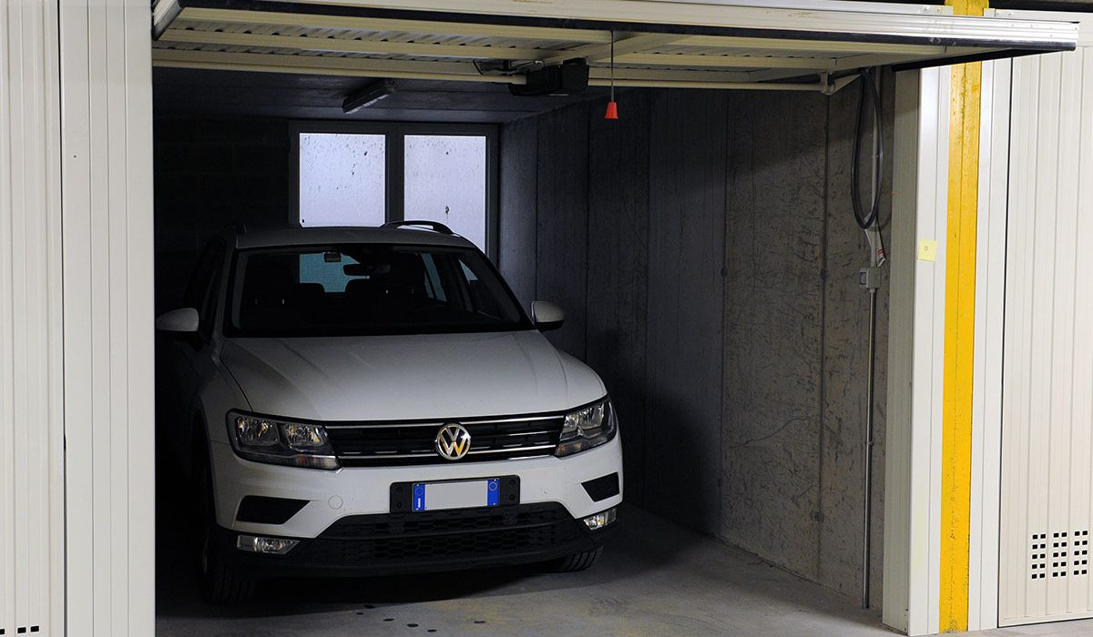 Trento Suite Apartments, garage